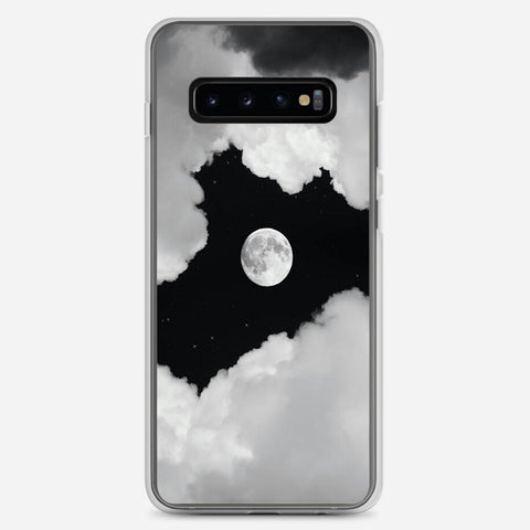 I Can See Moon Samsung Galaxy S10 Plus Case