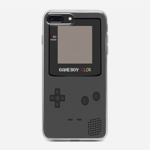 Game Boy Gray iPhone 7 Plus Case