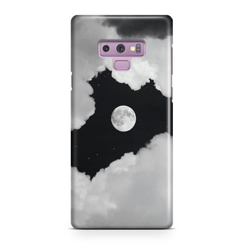 I Can See Moon Samsung Galaxy Note 9 Case