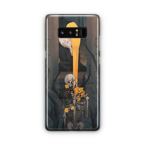 I Died Waiting Samsung Galaxy Note 8 Case