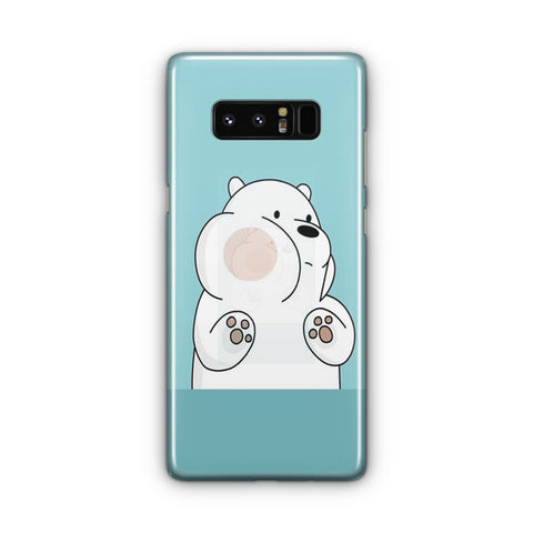 Ice Bear Panpan Samsung Galaxy Note 8 Case