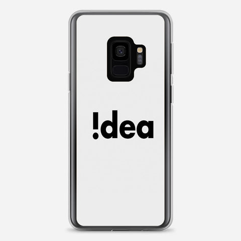 Idea With Creative Design Samsung Galaxy S9 Case