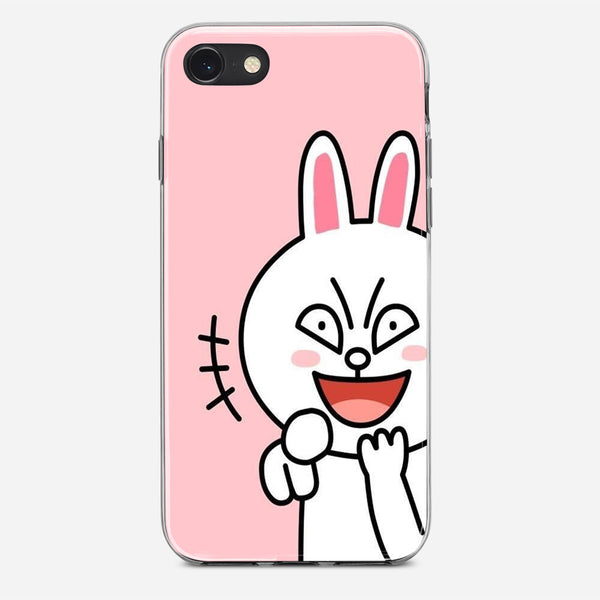 Image Line Cony iPhone X Case
