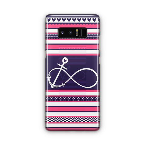 Infinity Anchor Samsung Galaxy Note 8 Case