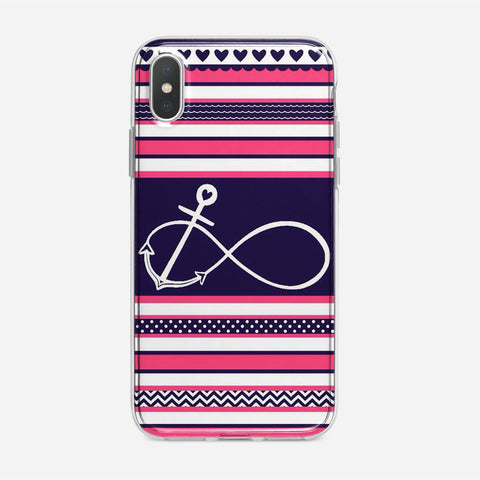 Infinity Anchor iPhone XS Max Case
