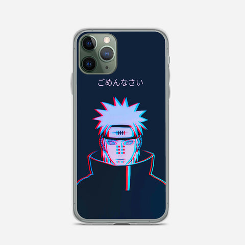 Glitched Aesthetic Pain iPhone 11 Pro Case