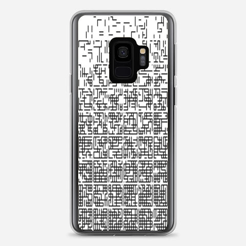 Art And Graphics Plattern Samsung Galaxy S9 Case