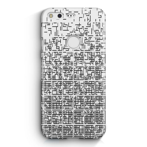 Art And Graphics Plattern Google Pixel 2 XL Case