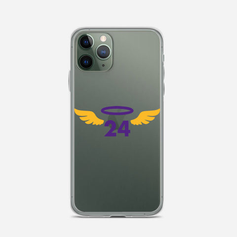 24 Kobe Bryant Rip iPhone 11 Pro Max Case