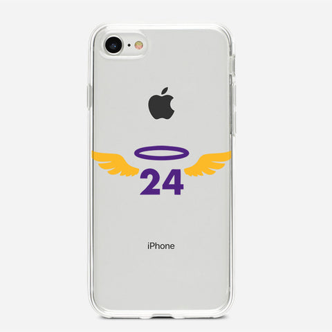 24 Kobe Bryant Rip iPhone 6S Plus Case
