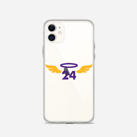 24 Kobe Bryant Rip iPhone 11 Case