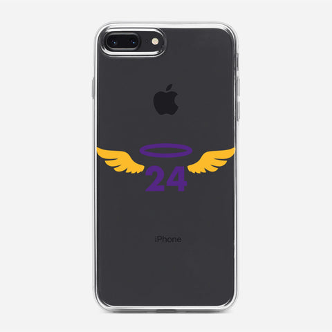24 Kobe Bryant Rip iPhone 8 Plus Case