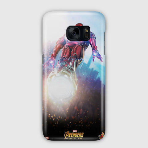Iron Man Mark XLVI Samsung Galaxy S7 Case