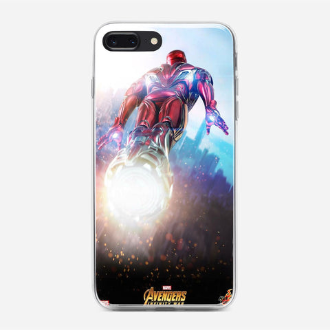 Iron Man Mark XLVI iPhone 7 Plus Case