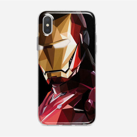 Iron Man Triangle iPhone XS Max Case