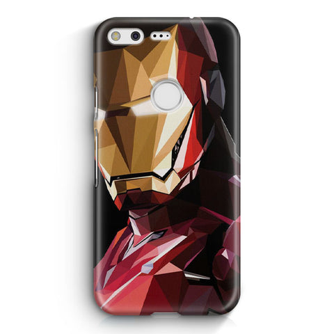 Iron Man Triangle Google Pixel 3 XL Case