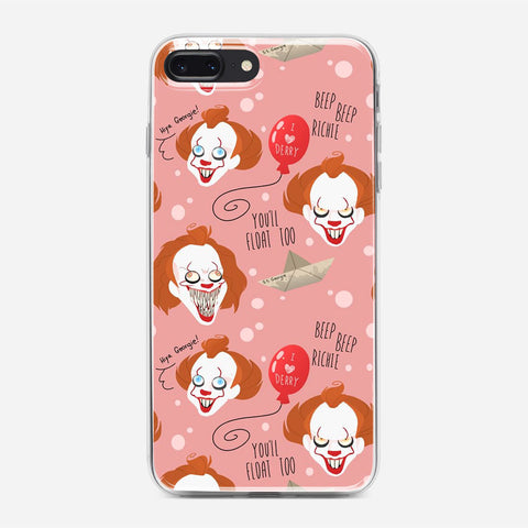 IT Pennywise Artwork iPhone 7 Plus Case
