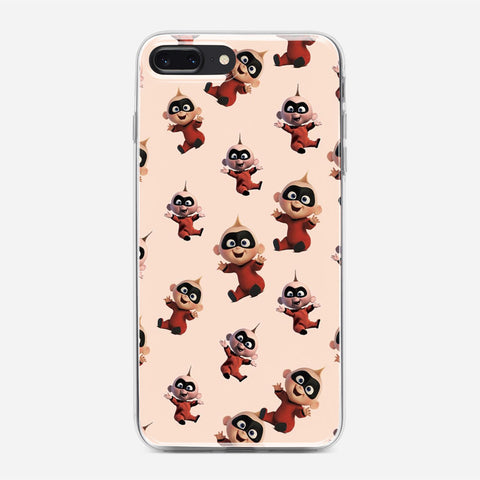 Jack Jack Pattern iPhone 7 Plus Case
