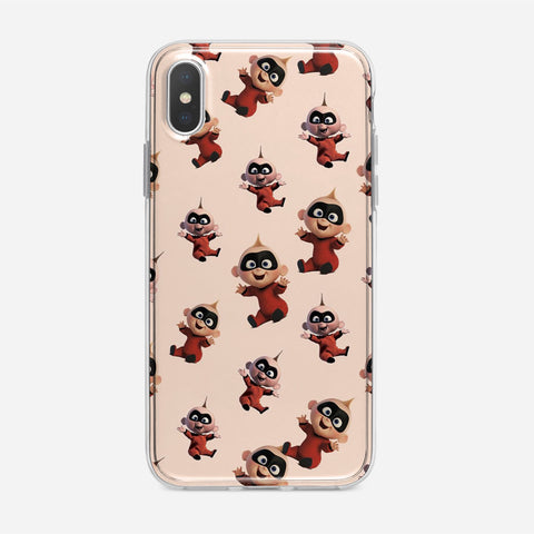 Jack Jack Pattern iPhone XS Max Case