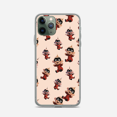 Jack Jack Pattern iPhone 11 Pro Max Case