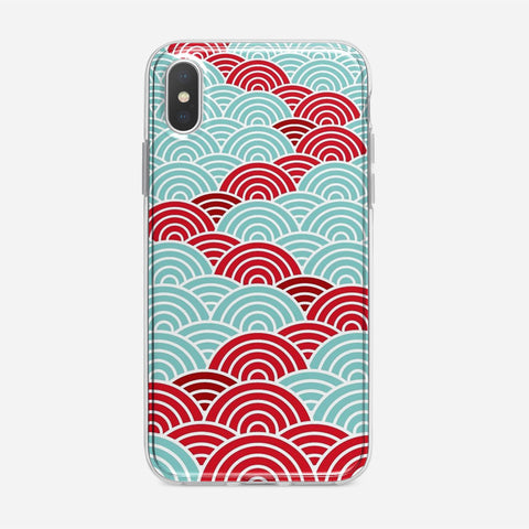 Japan Wave Artwork iPhone XS Max Case