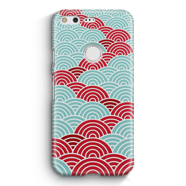 Japan Wave Artwork Google Pixel 2 Case