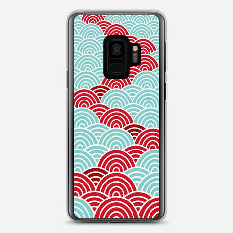 Japan Wave Artwork Samsung Galaxy S9 Case