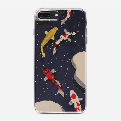 Japanese Koi iPhone 7 Plus Case