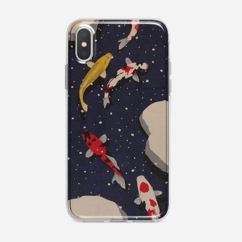 Japanese Koi iPhone XS Max Case