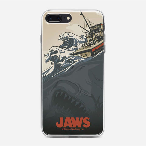 Jaws Vintage Poster iPhone 7 Plus Case
