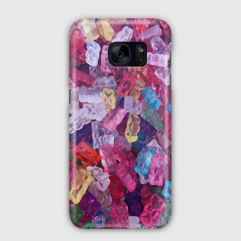 Jelly Colored Samsung Galaxy S7 Case