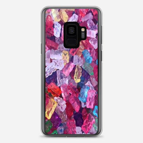 Jelly Colored Samsung Galaxy S9 Case