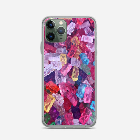 Jelly Colored iPhone 11 Pro Max Case