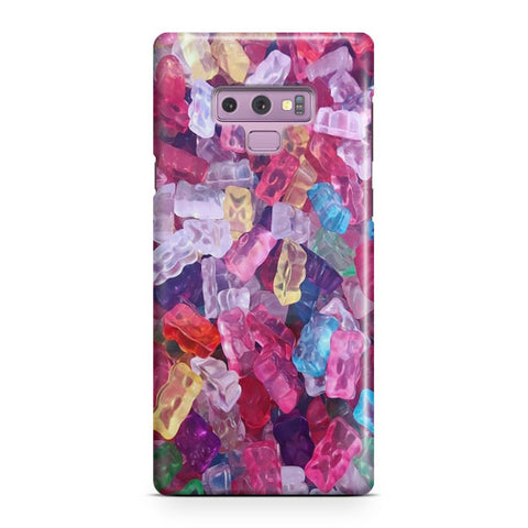 Jelly Colored Samsung Galaxy Note 9 Case