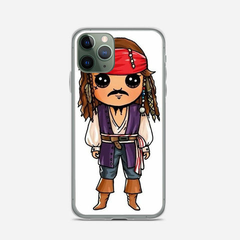 Johnny Depp iPhone 11 Pro Max Case