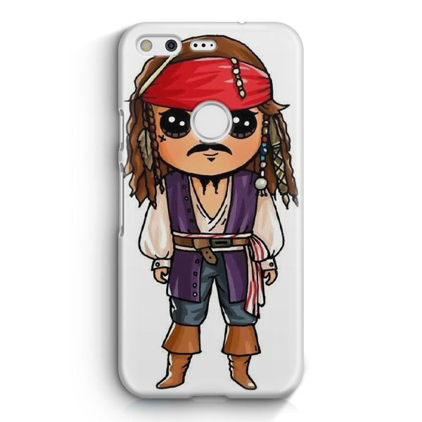 Johnny Depp Google Pixel 2 Case