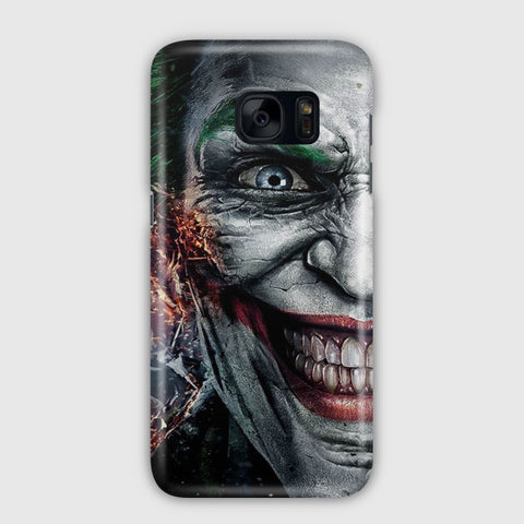 Joker Flaming Samsung Galaxy S7 Case