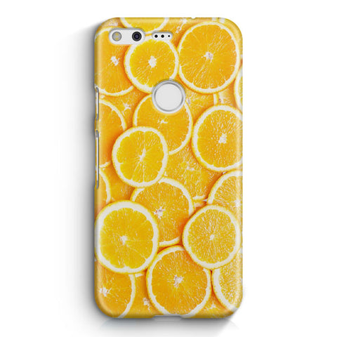 Juicy Orange Google Pixel XL Case