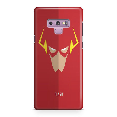 Justice League Minimalist Samsung Galaxy Note 9 Case