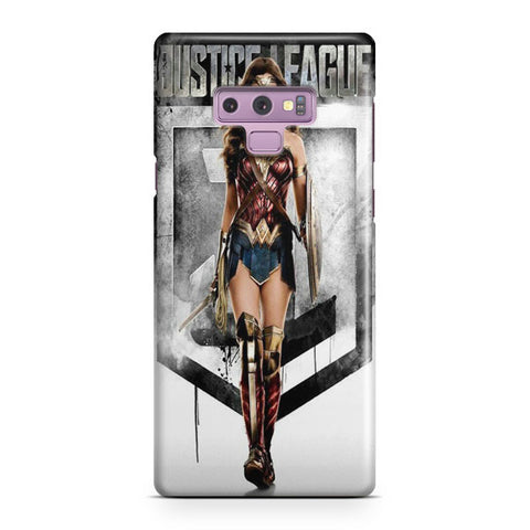 Justice League Wonder Women Samsung Galaxy Note 9 Case