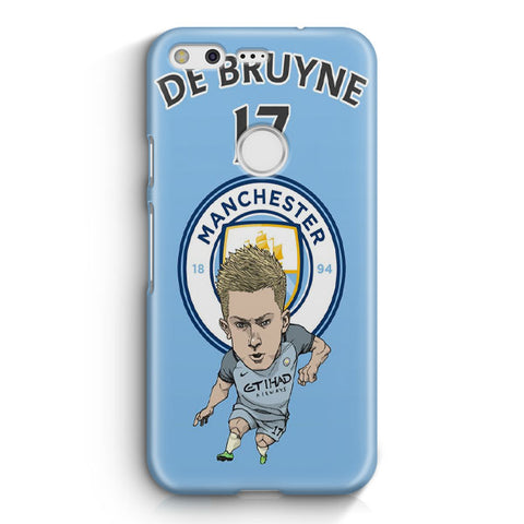 Kevin De Bruyne Fan Art Google Pixel XL Case
