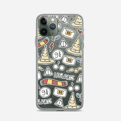 Harry Potter Artwork iPhone 11 Pro Max Case