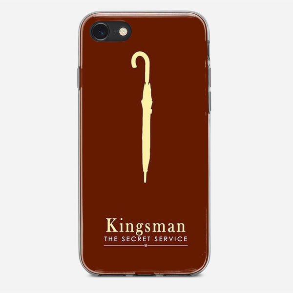 Kingsman Poster Mininamlist iPhone X Case