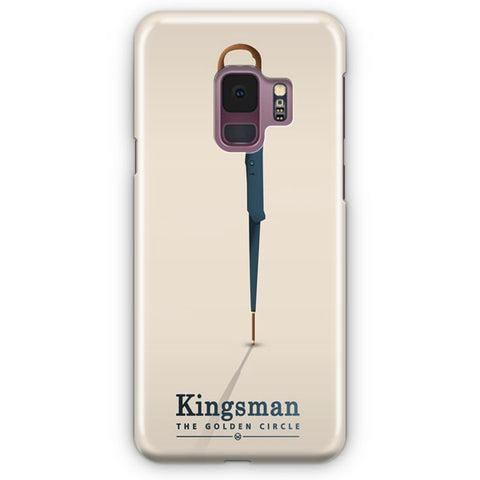Kingsman The Golden Circle Samsung Galaxy S9 Case