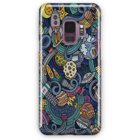 Kocmoc Space Samsung Galaxy S9 Case
