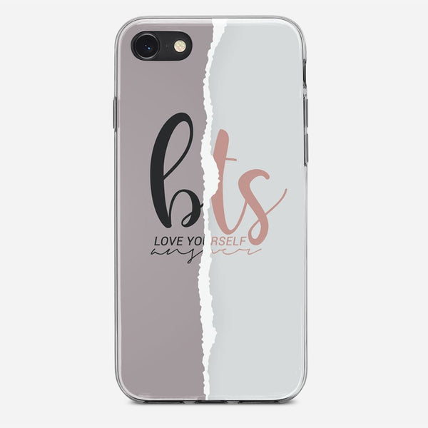 Kpop BTS iPhone X Case