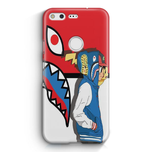 Ash Ketchum And Pikachu Google Pixel Case
