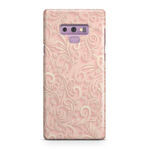 Lace Rodeo Cowgirl Samsung Galaxy Note 9 Case