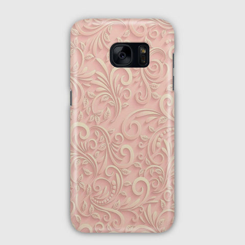 Lace Rodeo Cowgirl Samsung Galaxy S7 Edge Case