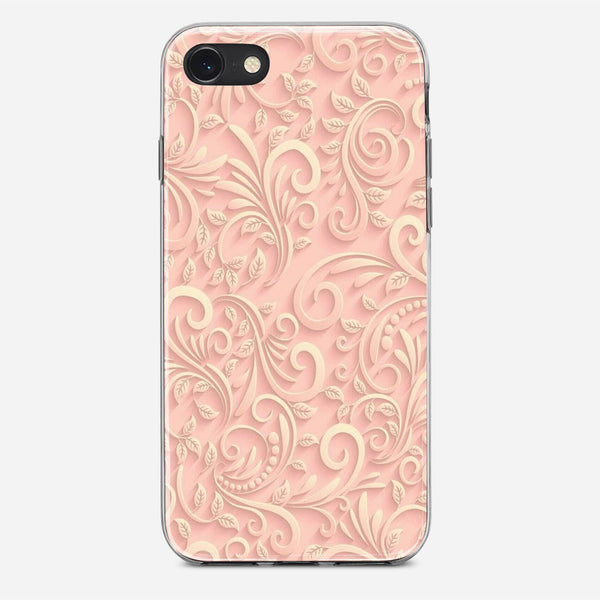 Lace Rodeo Cowgirl iPhone X Case